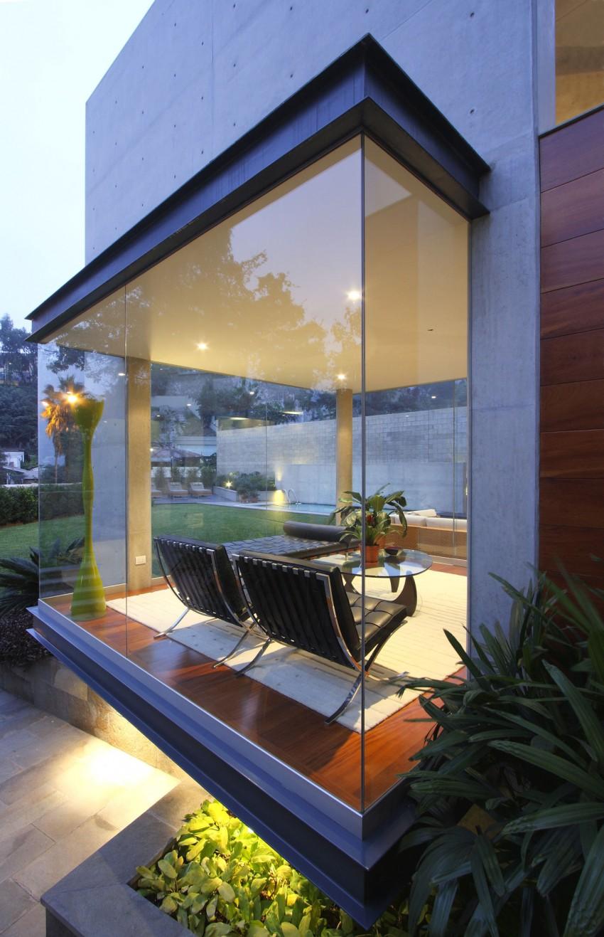 S House by Domenack Arquitectos 19