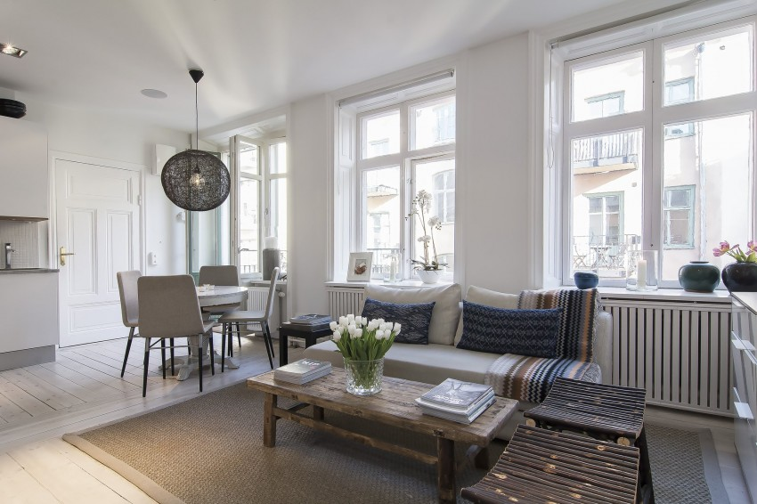 Small yet Stylish Flat in the Heart of Stockholm 10