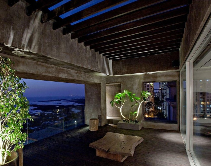 Villa in the sky by Abraham John Architects 20