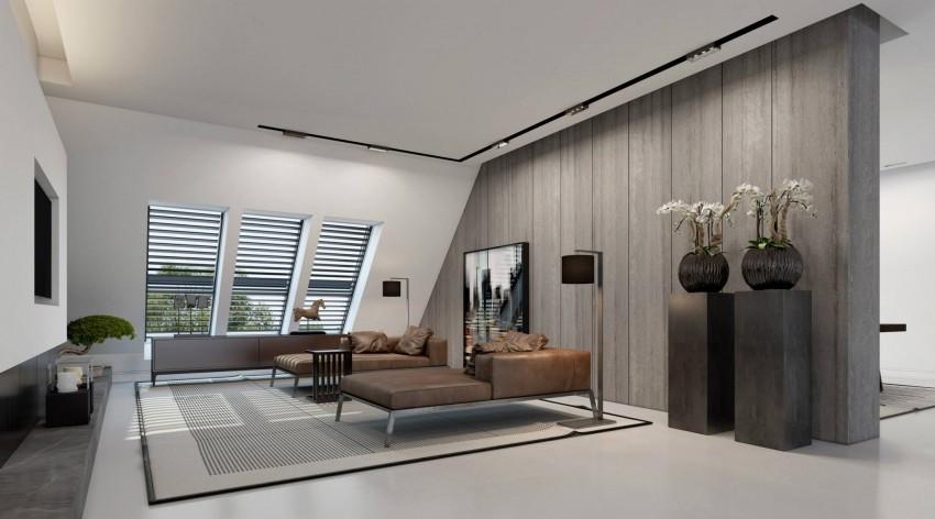 Apartment in Dusseldorf by Ando Studio 04