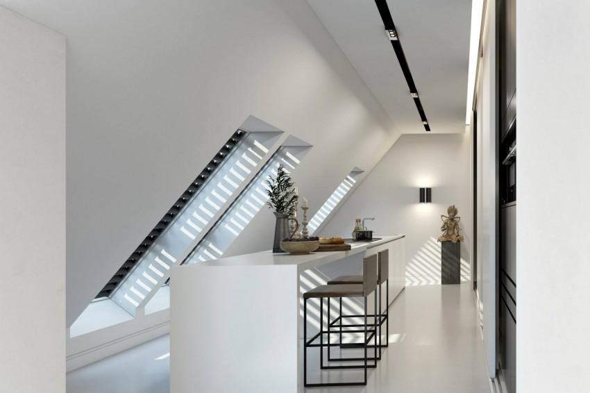 Apartment in Dusseldorf by Ando Studio 07