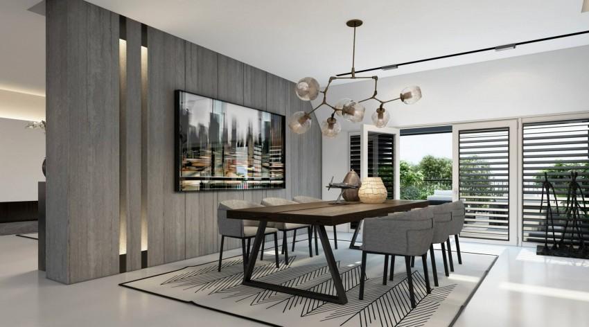 Apartment in Dusseldorf by Ando Studio 09