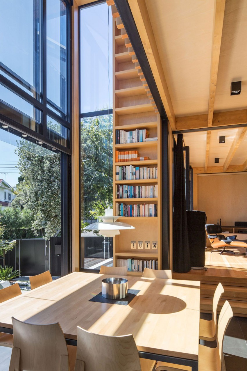 Boatsheds by Strachan Group Architects & Rachael Rush 10