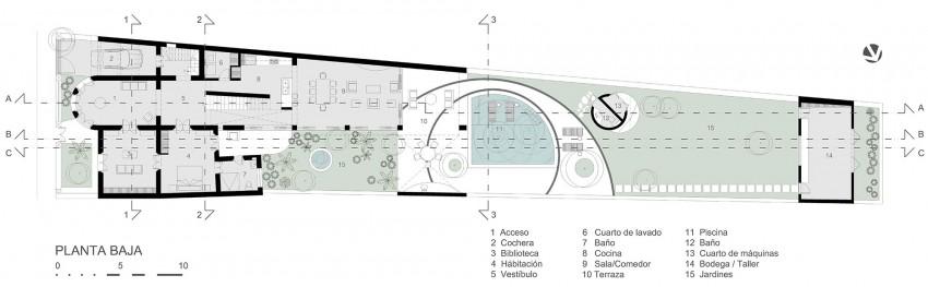 Casa CP78 by Taller Estilo Arquitectura 16