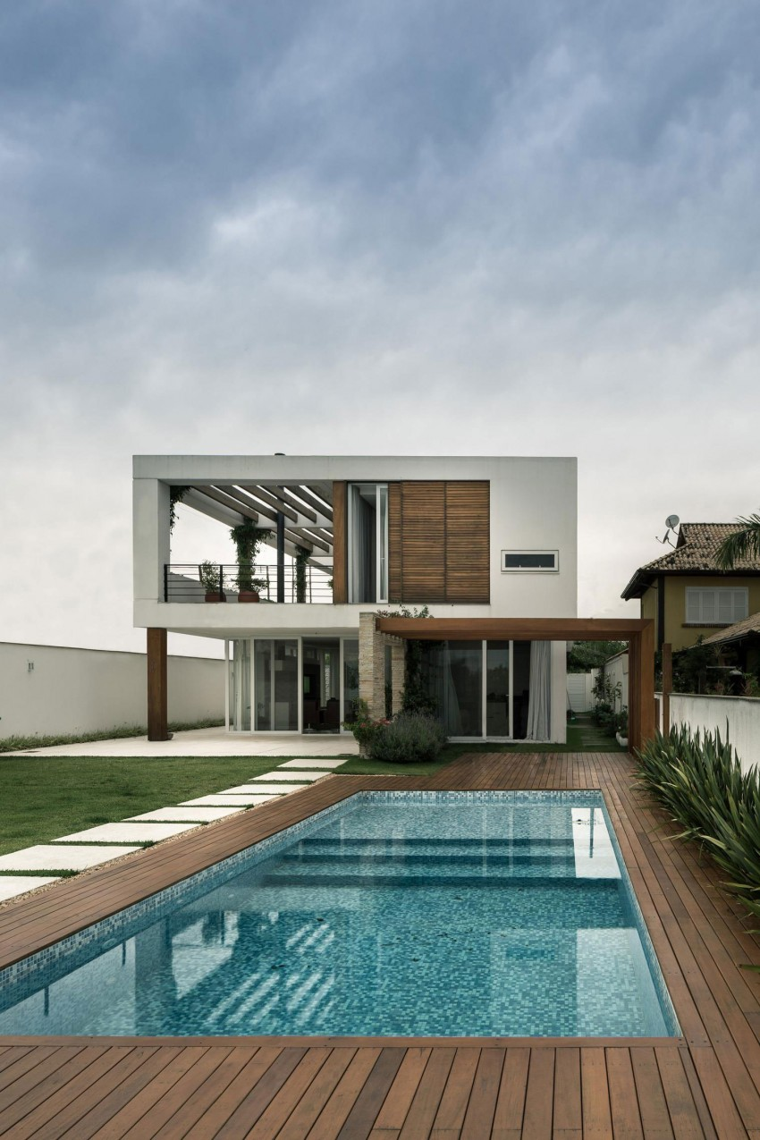 Casa Ceolin by AT Arquitetura 01