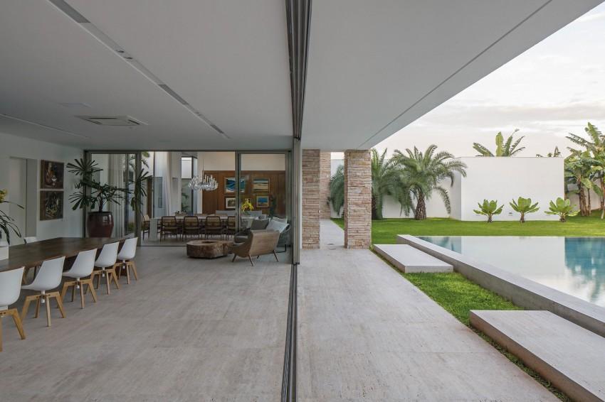 Casa TB by Aguirre Arquitetura 02