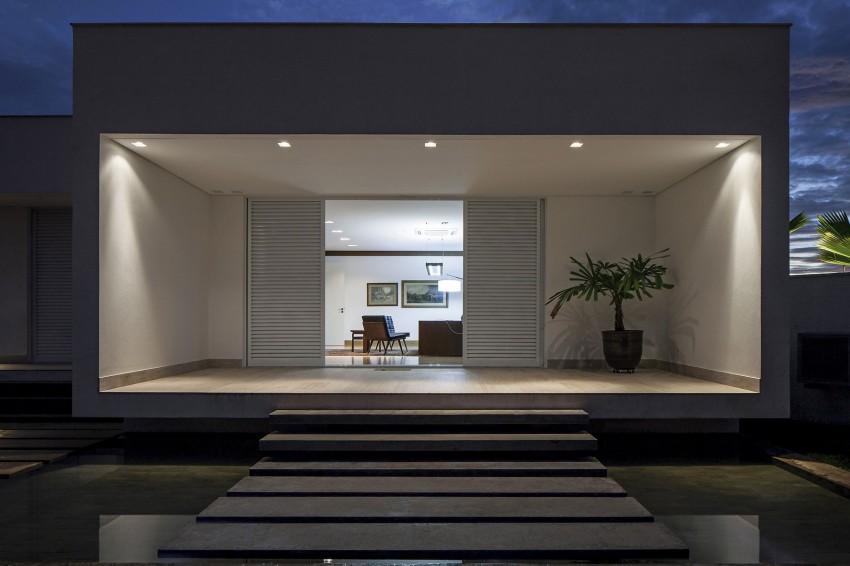 Casa TB by Aguirre Arquitetura 09