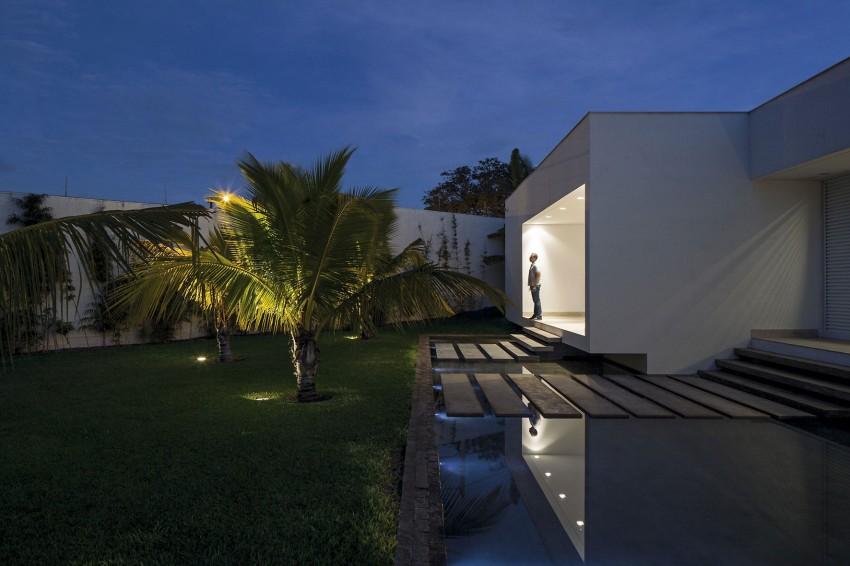 Casa TB by Aguirre Arquitetura 10