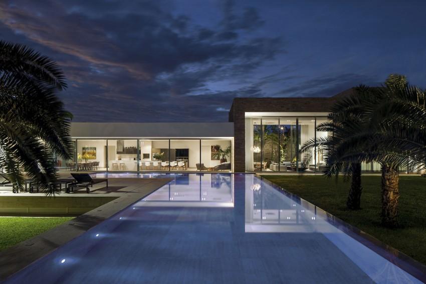 Casa TB by Aguirre Arquitetura 11