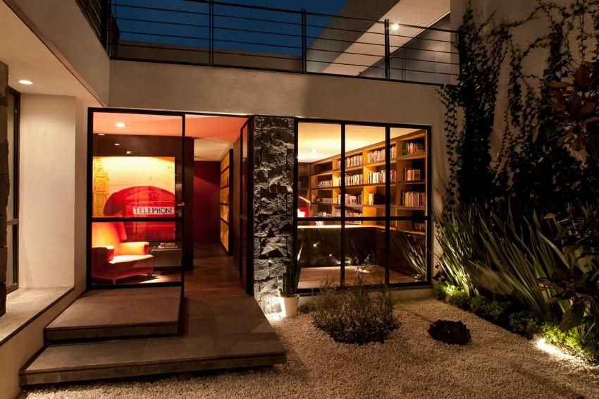 Fa House by Bitar Arquitectos 07