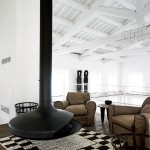 Industrial renovation in Umbria by Paola Navone 02