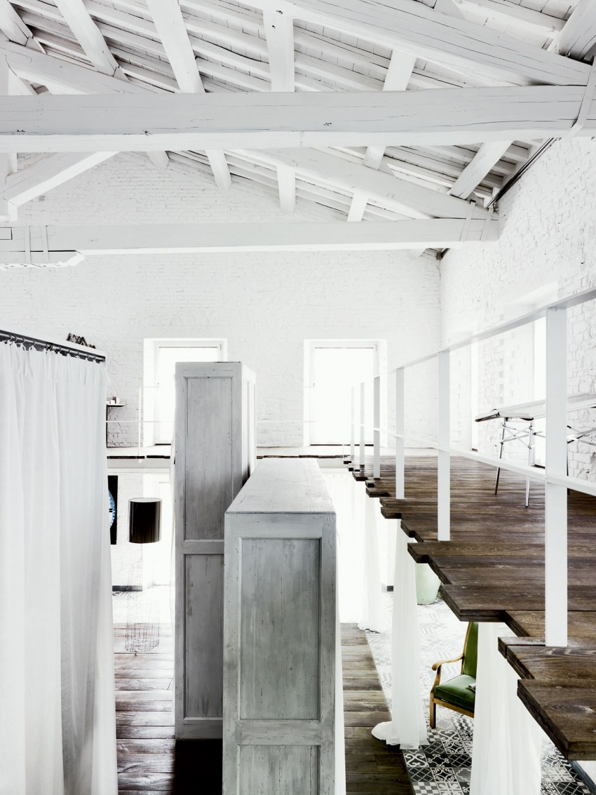 Industrial renovation in umbria by paola navone myhouseidea for Idea casa paola