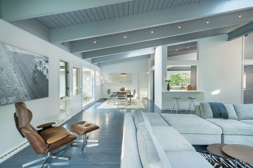 Mid-Century Modern in Lincoln by Flavin Architects 02