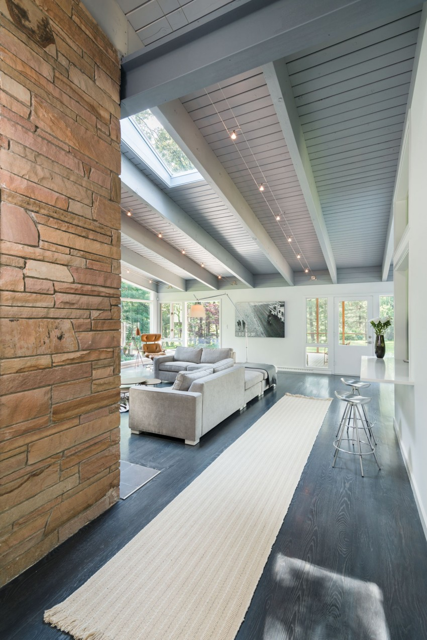 Mid-Century Modern in Lincoln by Flavin Architects 11