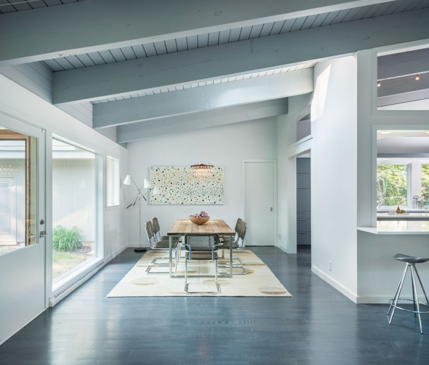 Mid-Century Modern in Lincoln by Flavin Architects 12
