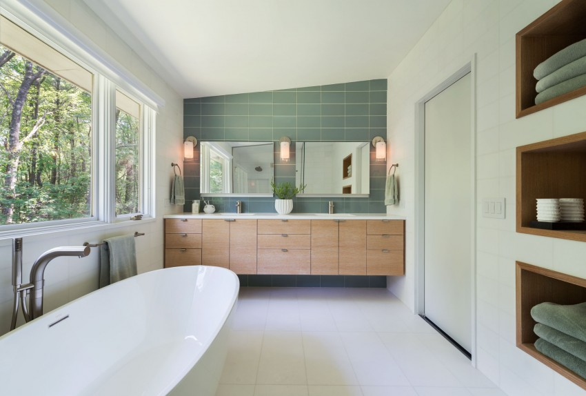 Mid-Century Modern in Lincoln by Flavin Architects 13