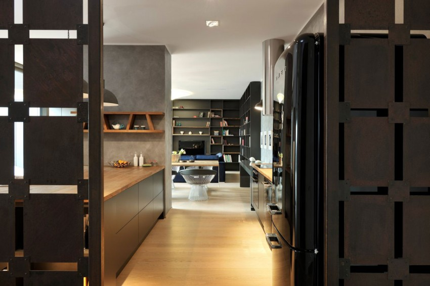 Model Apartment by GAO Architects 05