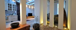 Restored Penthouse in Belgrade by PUJO.RS