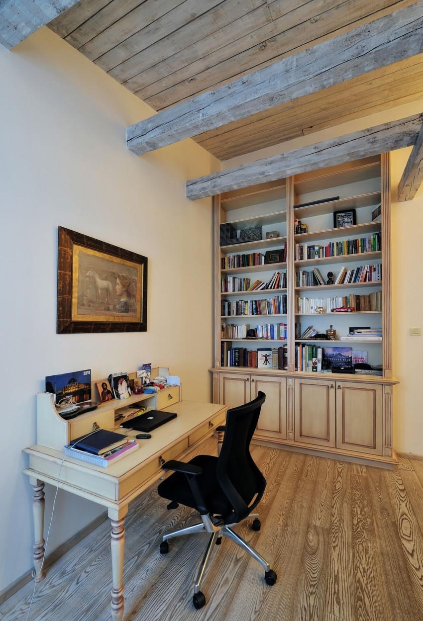 Restored Penthouse in Belgrade by PUJO.RS 13
