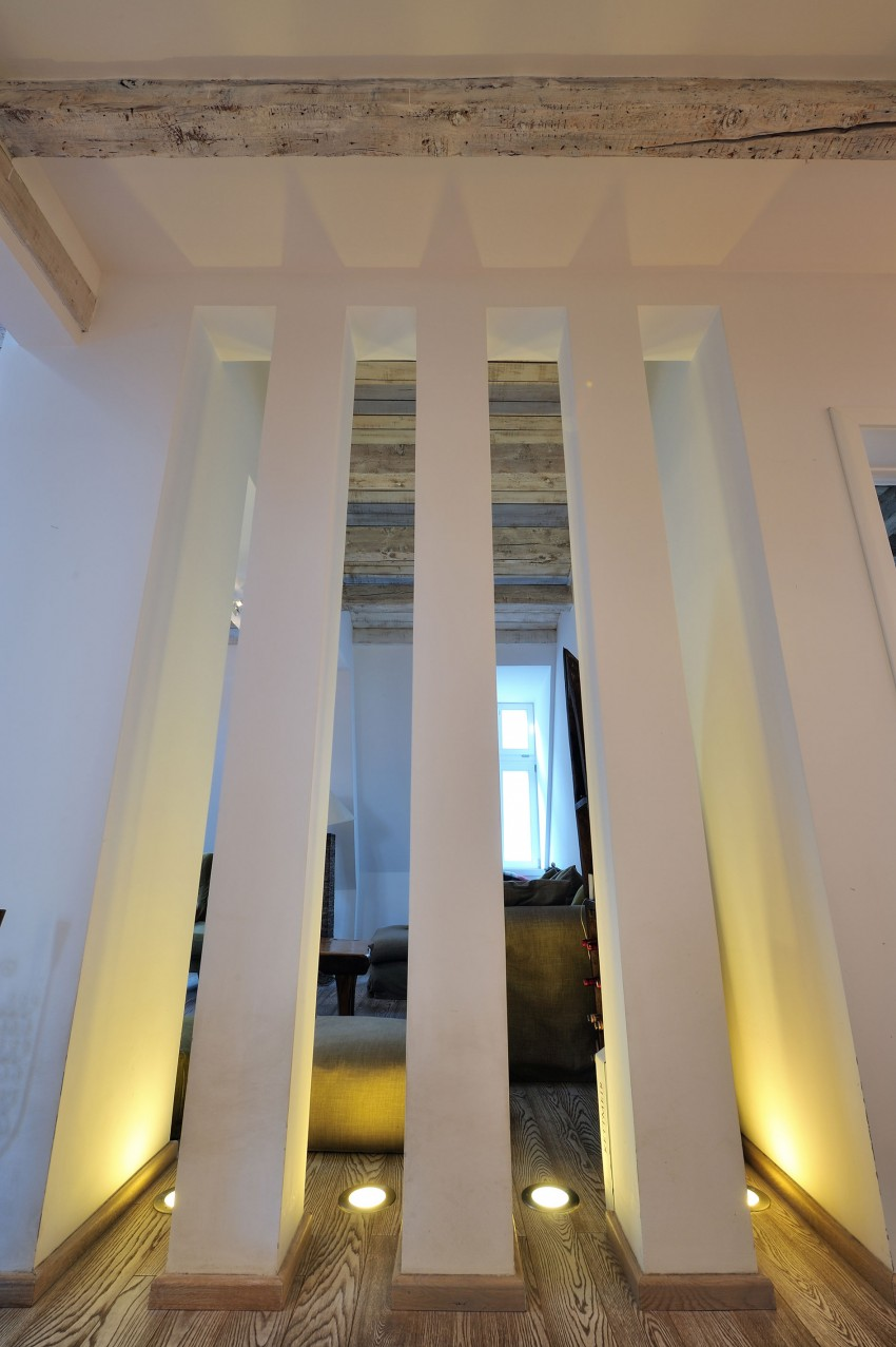 Restored Penthouse in Belgrade by PUJO.RS 15