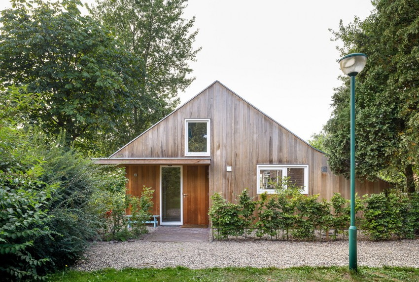 Three Holiday Homes by Korteknie Stuhlmacher Architecten 03