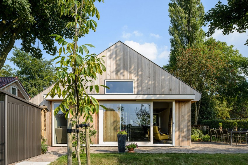 Three Holiday Homes by Korteknie Stuhlmacher Architecten 04