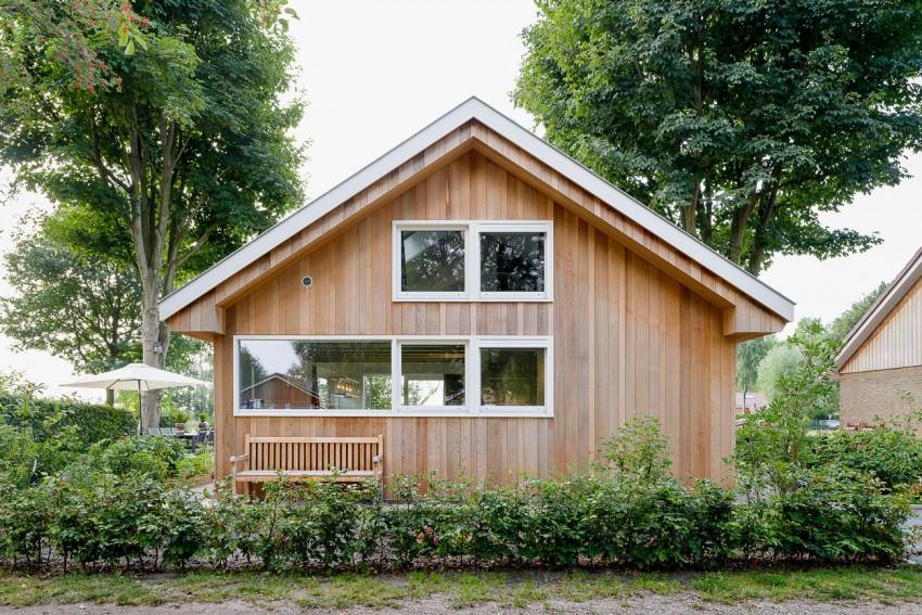 Three Holiday Homes by Korteknie Stuhlmacher Architecten 05