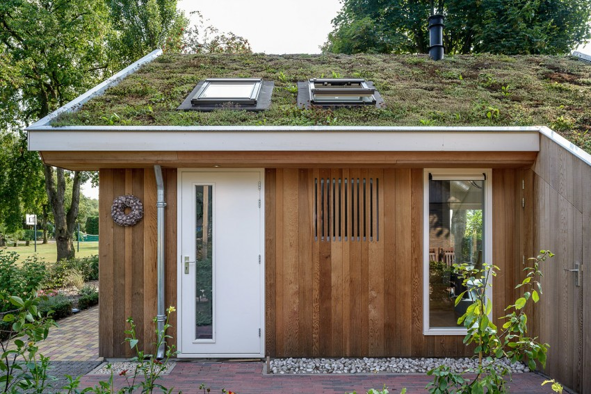 Three Holiday Homes by Korteknie Stuhlmacher Architecten 06