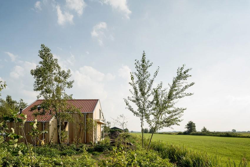 Three Holiday Homes by Korteknie Stuhlmacher Architecten 18