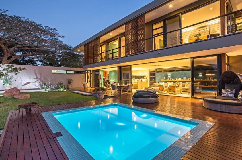 aloe ridge house is a 300sqm contemporary home myhouseidea. Black Bedroom Furniture Sets. Home Design Ideas
