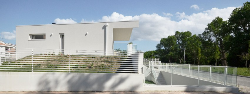 Casa studio by fds officina di architettura myhouseidea for Architettura di casa online