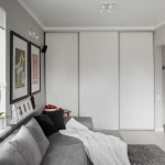Compact Bachelor Haven in Moscow by M2 Project 06