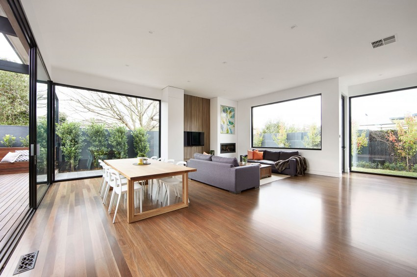East Malvern Residence by LSA Architects 02
