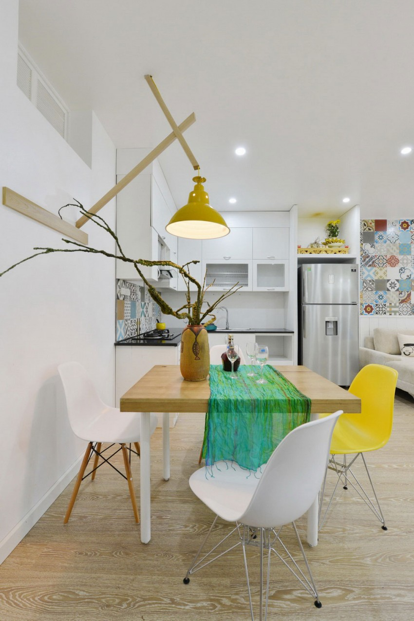 HT Apartment by LANDMAK ARCHITECT 10