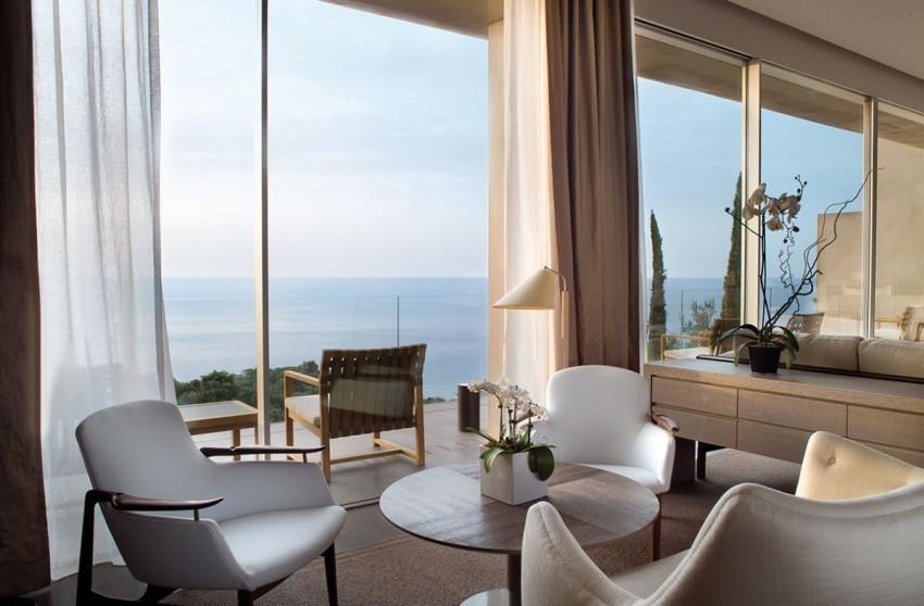 Hotel La Réserve by Jean-Michel Wilmotte 17