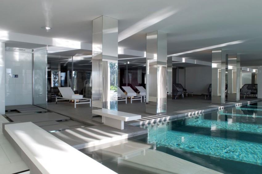 Hotel La Réserve by Jean-Michel Wilmotte 18