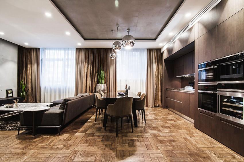 Modern flat in Kyiv by Yo Dezeen 01