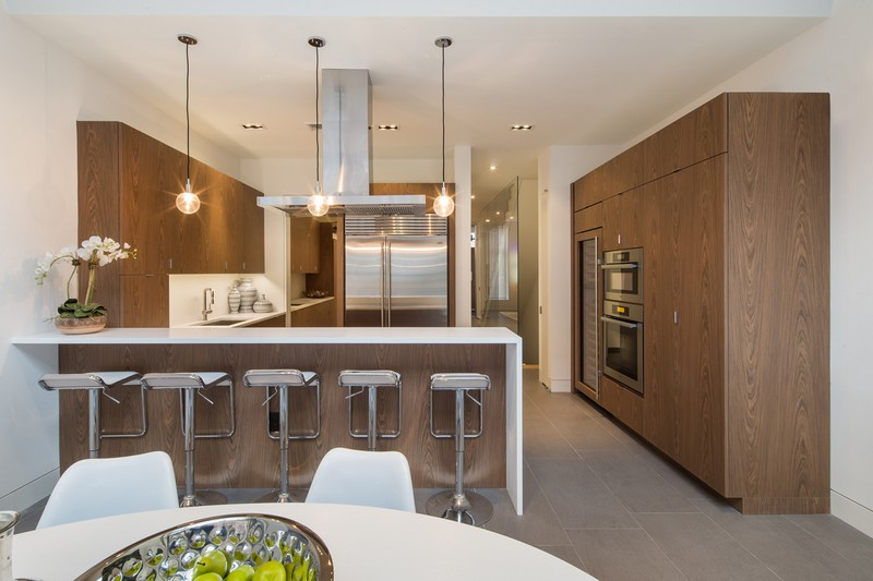 Townhouse by Turett Collaborative Architects 01