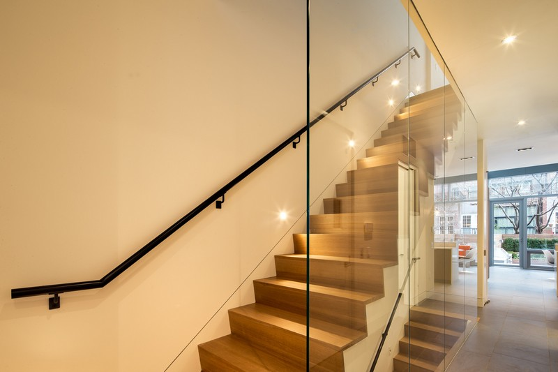 Townhouse by Turett Collaborative Architects 06