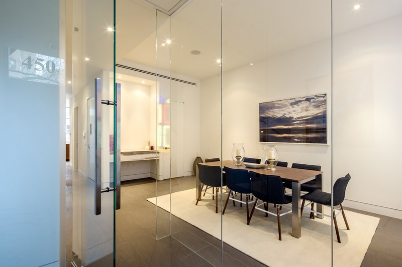 Townhouse by Turett Collaborative Architects 07