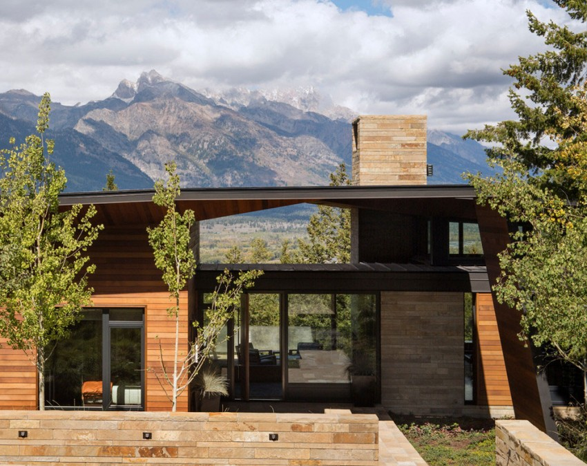 Butte Residence by Carney Logan Burke Architects 02