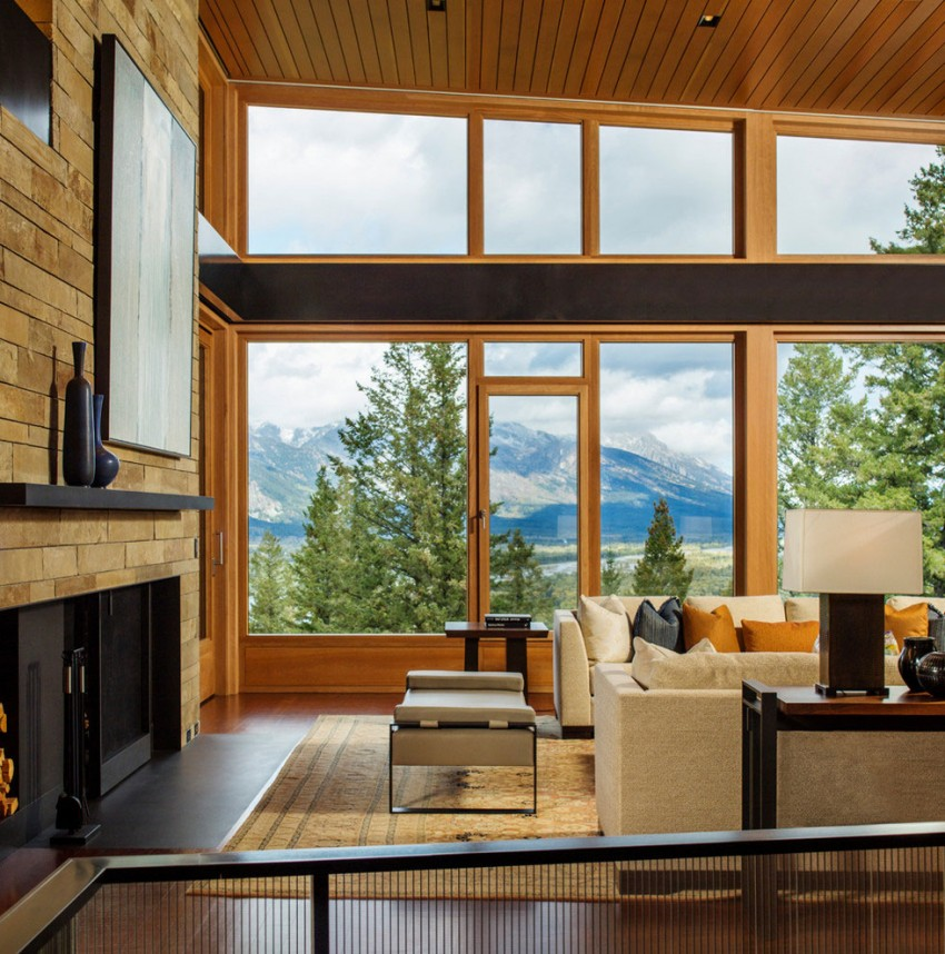Butte Residence by Carney Logan Burke Architects 04