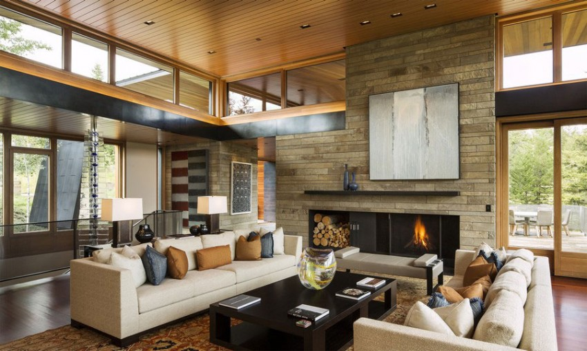 Butte Residence by Carney Logan Burke Architects 05