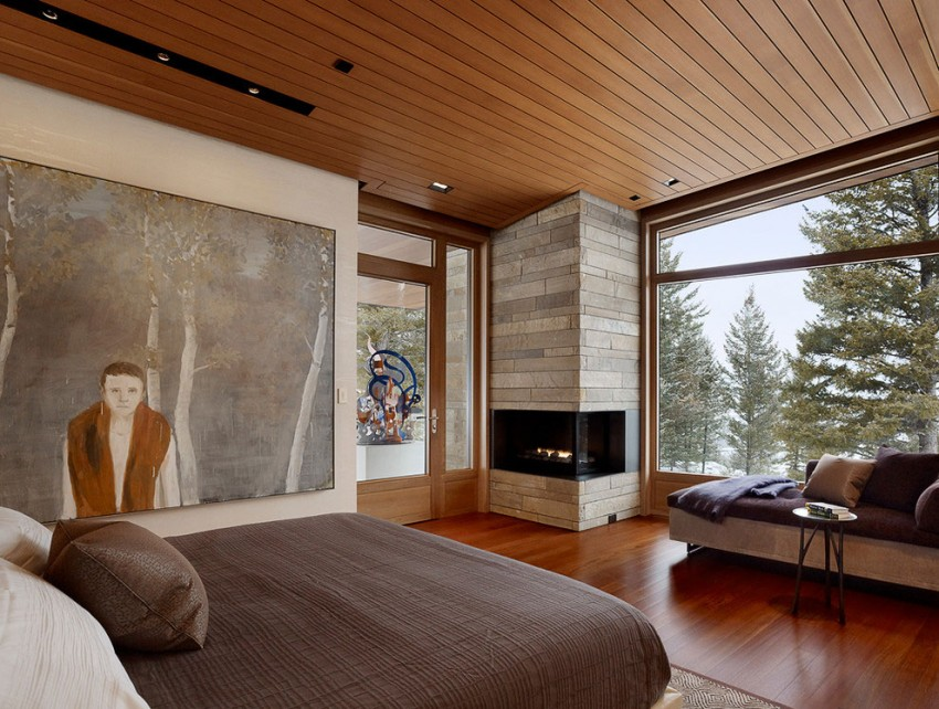 Butte Residence by Carney Logan Burke Architects 11
