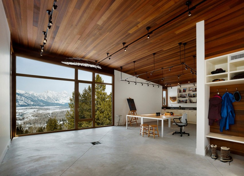 Butte Residence by Carney Logan Burke Architects 13