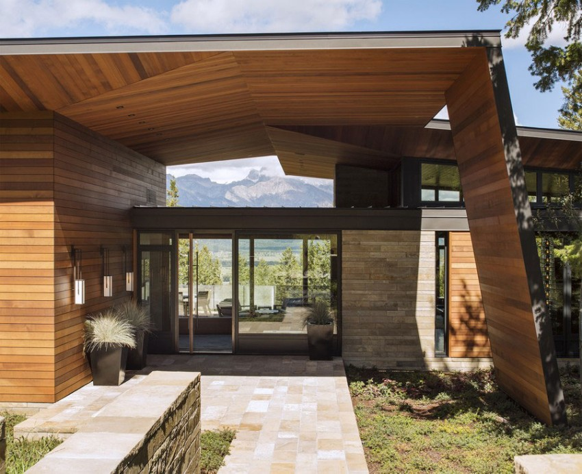 Butte Residence by Carney Logan Burke Architects 16