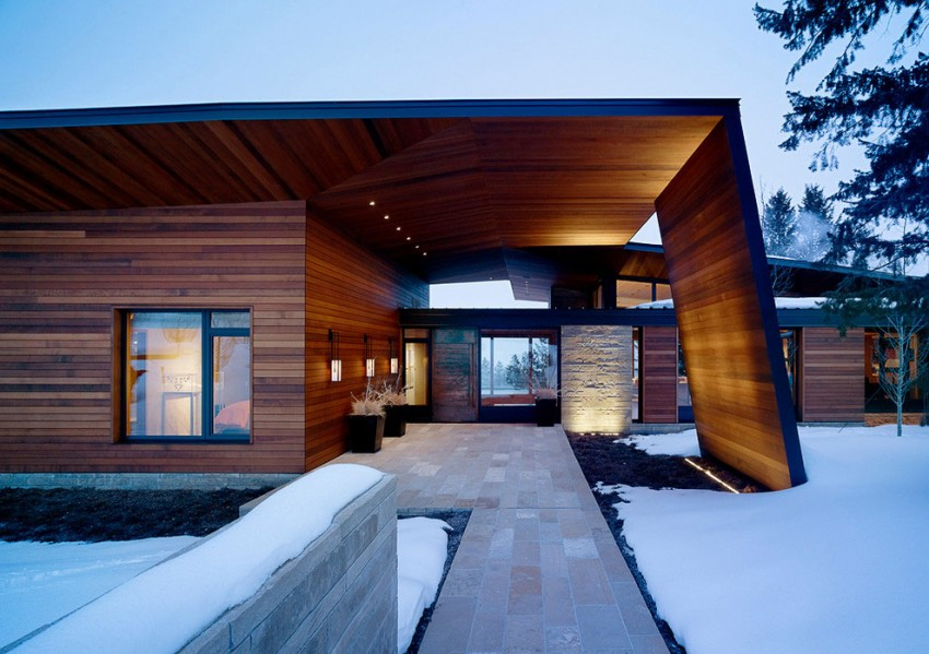 Butte Residence by Carney Logan Burke Architects 17