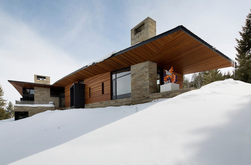 Butte Residence by Carney Logan Burke Architects 18