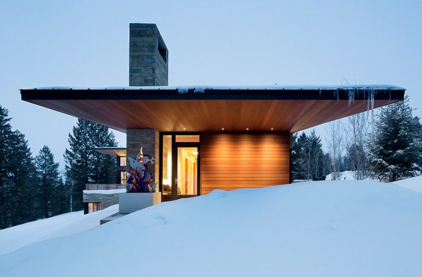 Butte Residence by Carney Logan Burke Architects 19
