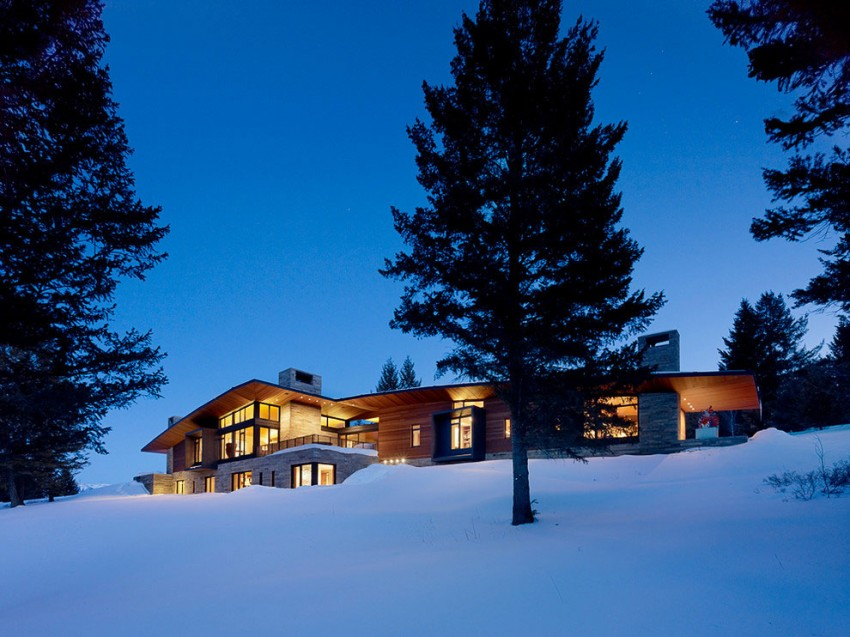 Butte Residence by Carney Logan Burke Architects 20